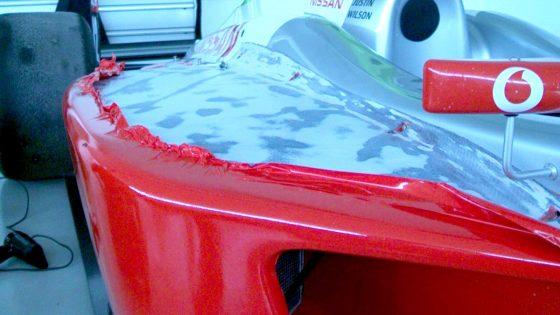 Formula GP2 Vodafone