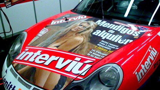 Porsche RSC Interviu