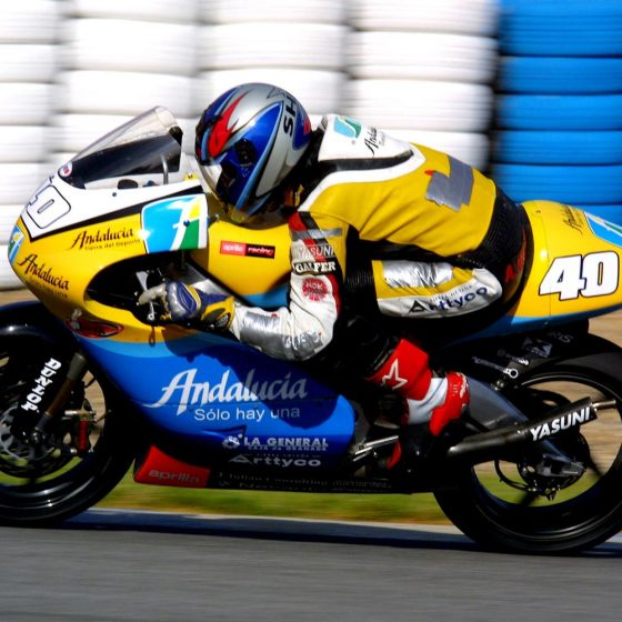 Aprilia RSW 250 Alvaro Molina